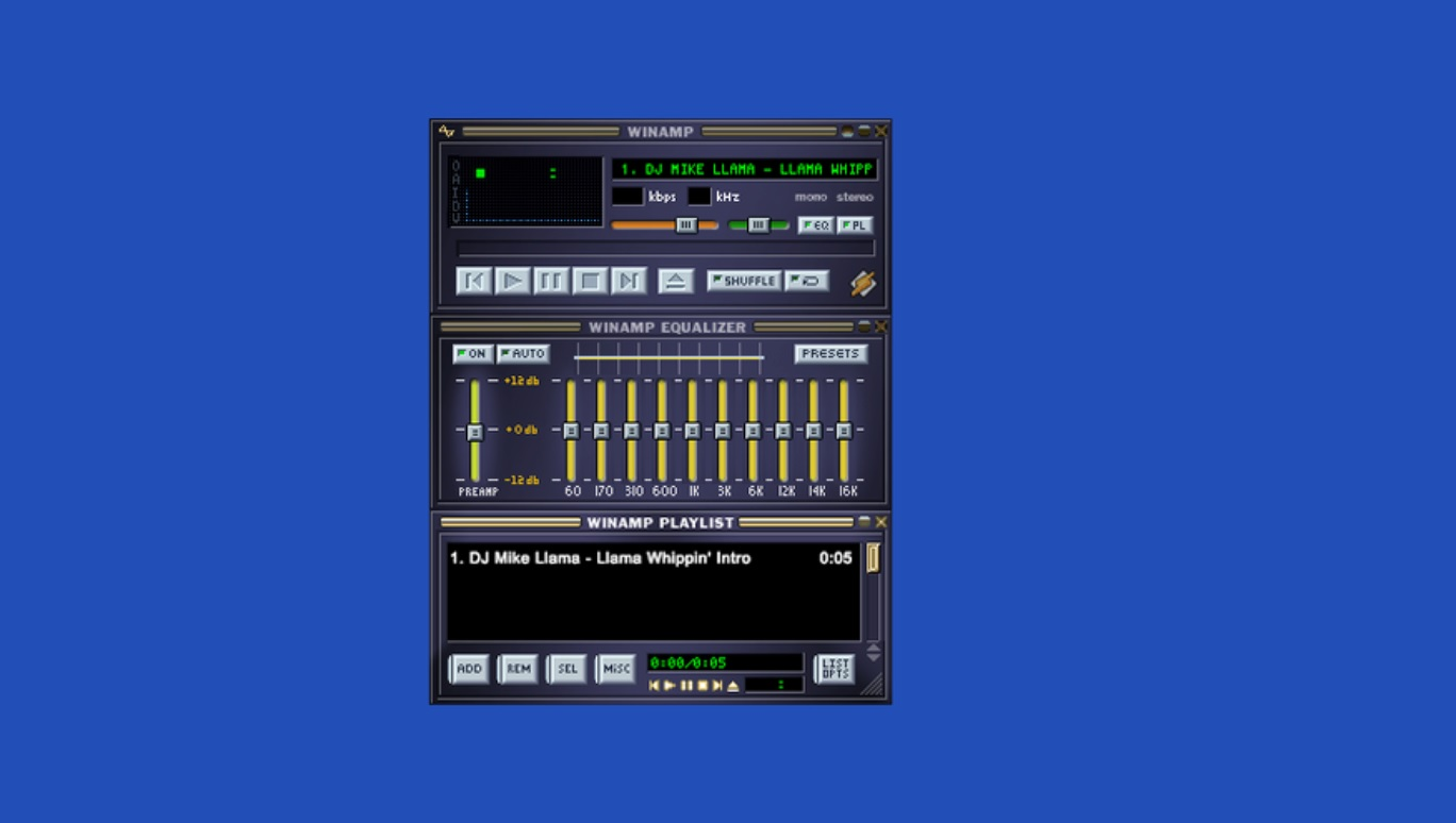 Famous Winamp is returning back with improved Windows 10