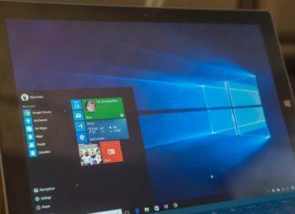 Windows 10 on Surface