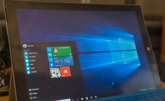 Windows 10 on Surface
