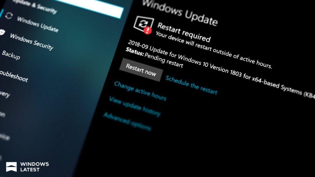 Microsoft updates Intel microcode patch for Windows 10
