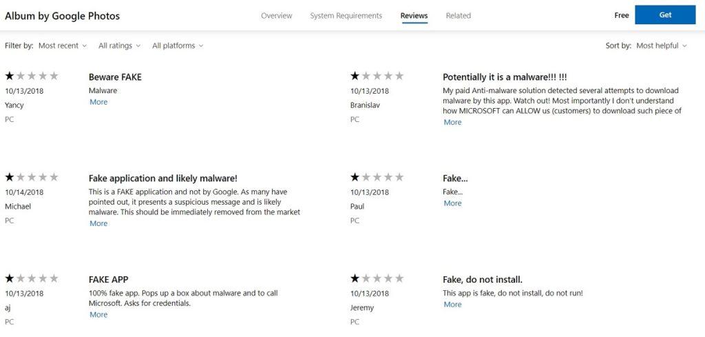 Fake Google Pay App