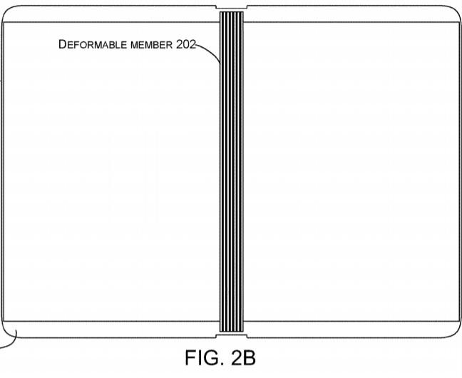 Microsoft patent hinge