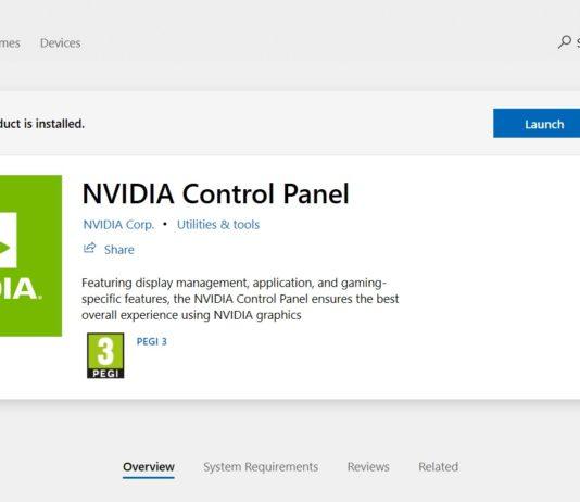 Nvidia Control Panel – Jerusalem House
