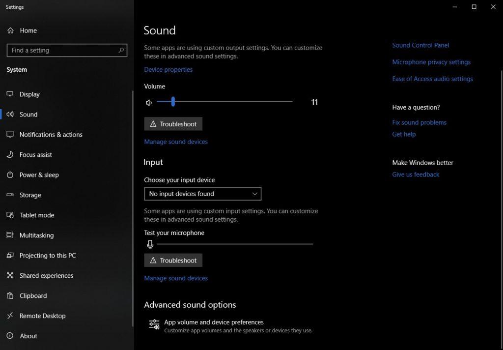 No Speakers Or Headphones Are Plugged In Windows 10 Reddit