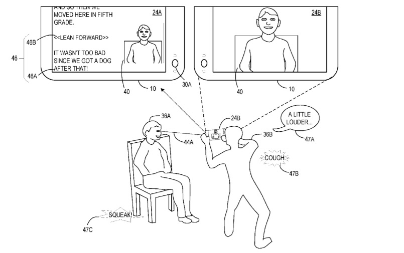 Dual screen sync device patent