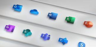 Microsoft Office icons