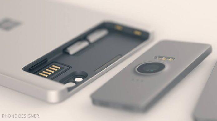 Microsoft dual camera patent