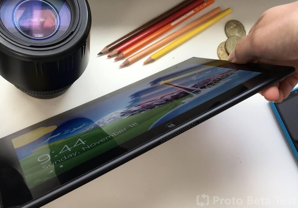 Nokia Vega prototype