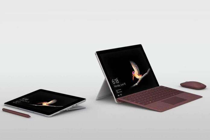 Surface device
