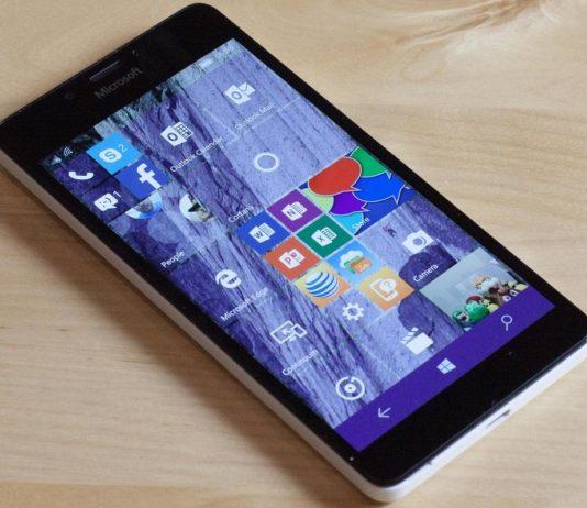 Windows 10 on Lumia