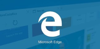 Microsoft Edge for Windows 10