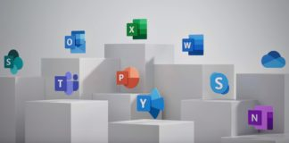 Office apps new icons
