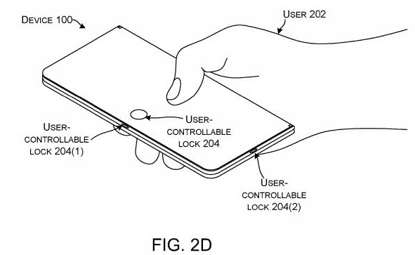 Pocketable mobile patent