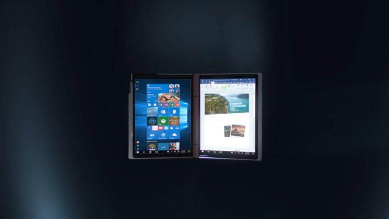 Qualcomm dual screen