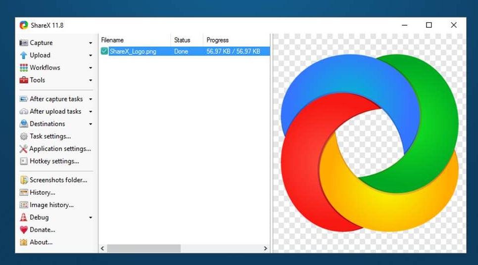 ShareX for Windows