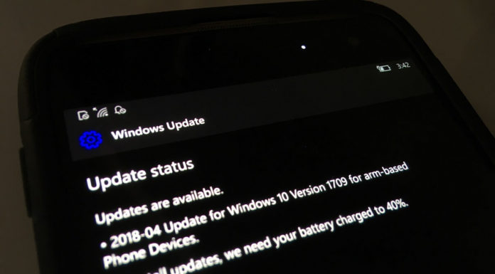 Windows 10 Mobile update support