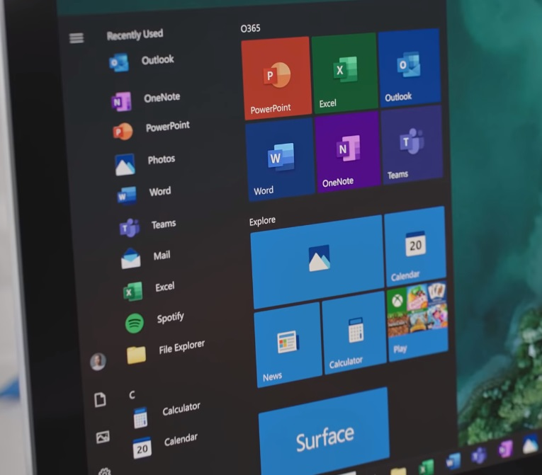 Windows 10 icons redesign