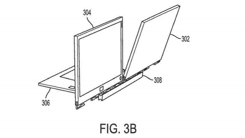 Dell patent for laptop