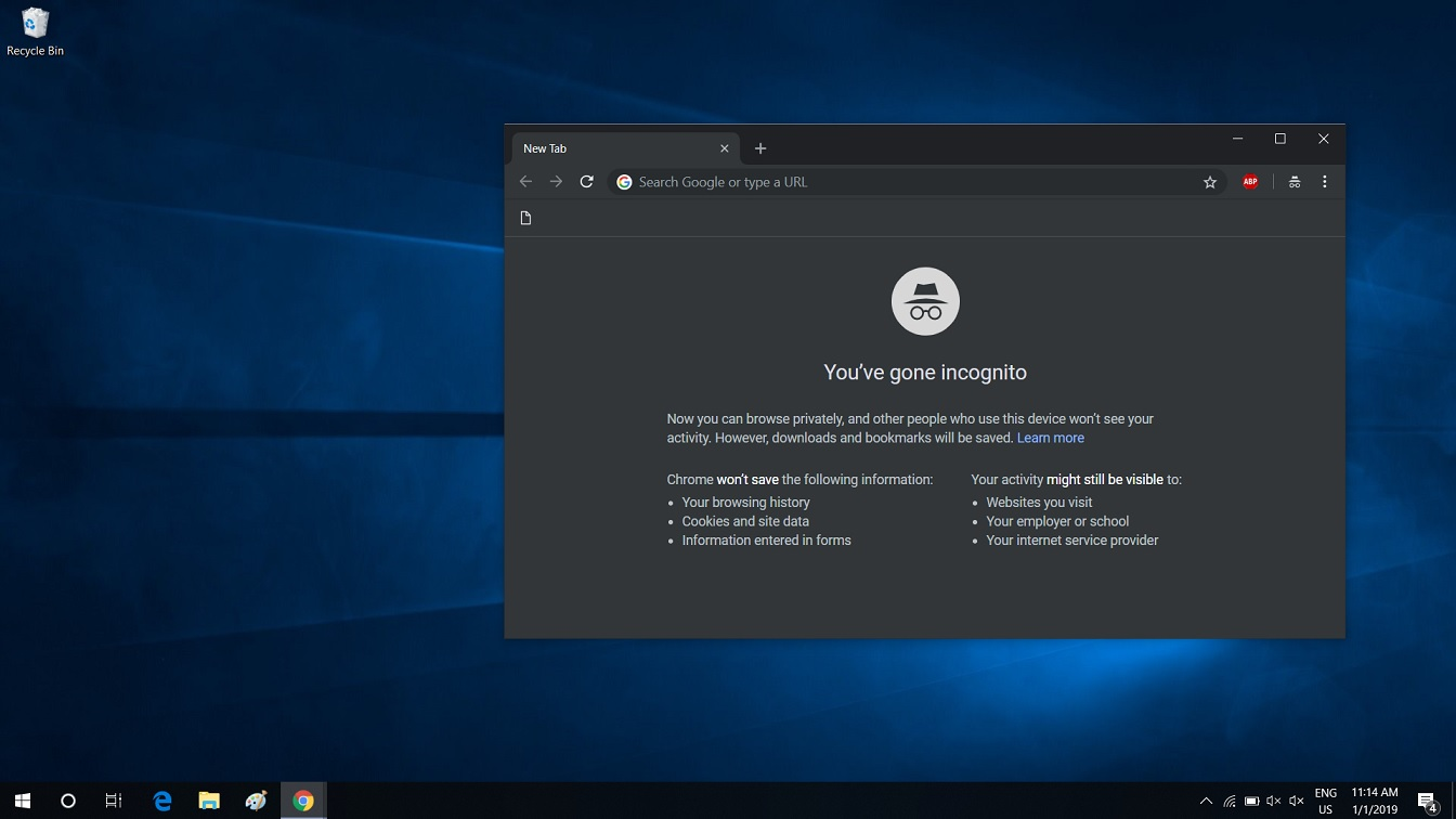 Google Chrome could get dark theme treatment on Windows 10 soon