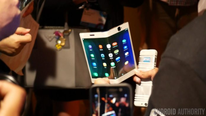 Lenovo foldable