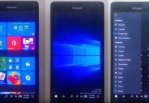 Windows 10 ARM on Lumia