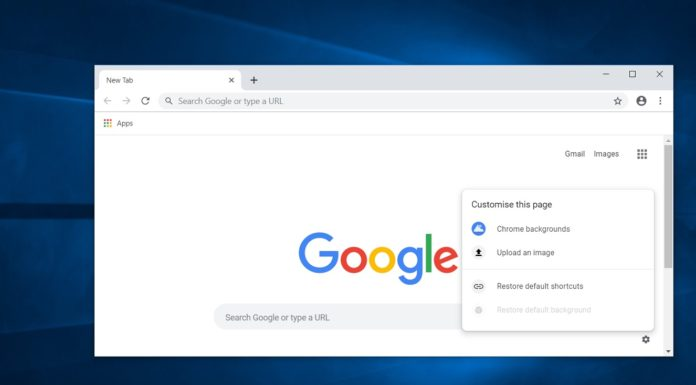 Chrome on Windows