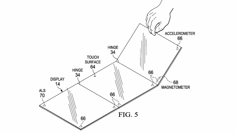dell patents a interesting windows 10 device with flexible