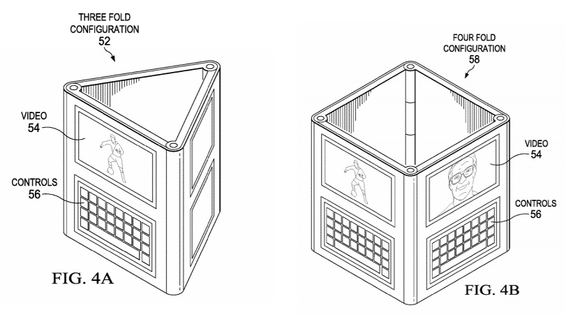 Four way Dell patent