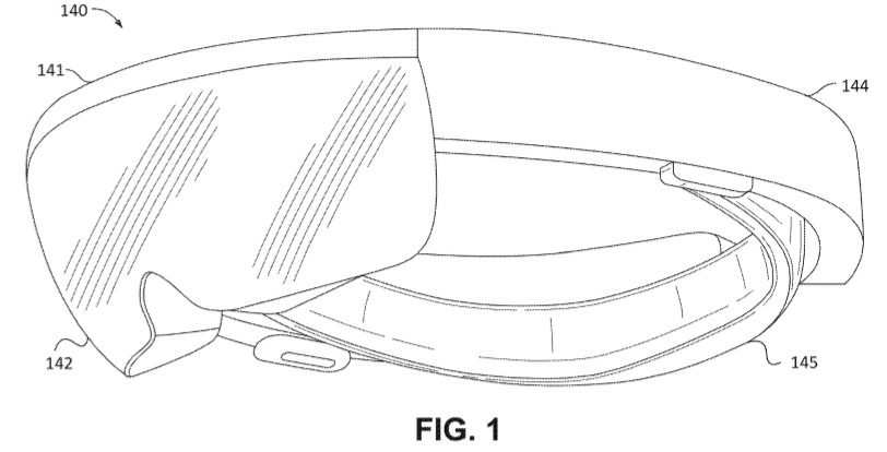 HoloLens patent