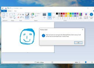 Paint in Windows 10