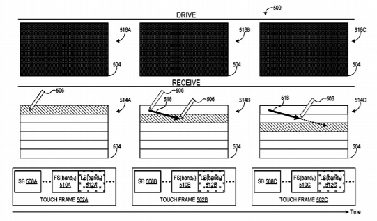 Surface Pen accuracy patent