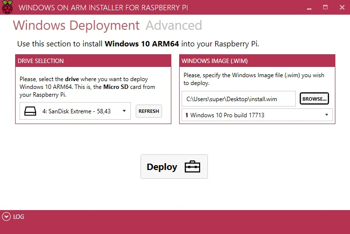 You can now install full Windows 10 ARM on your Raspberry Pi 3