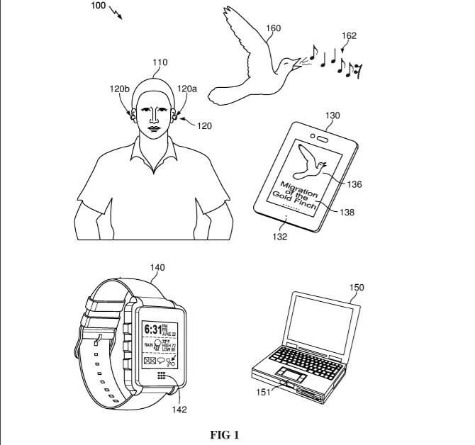Audio patent