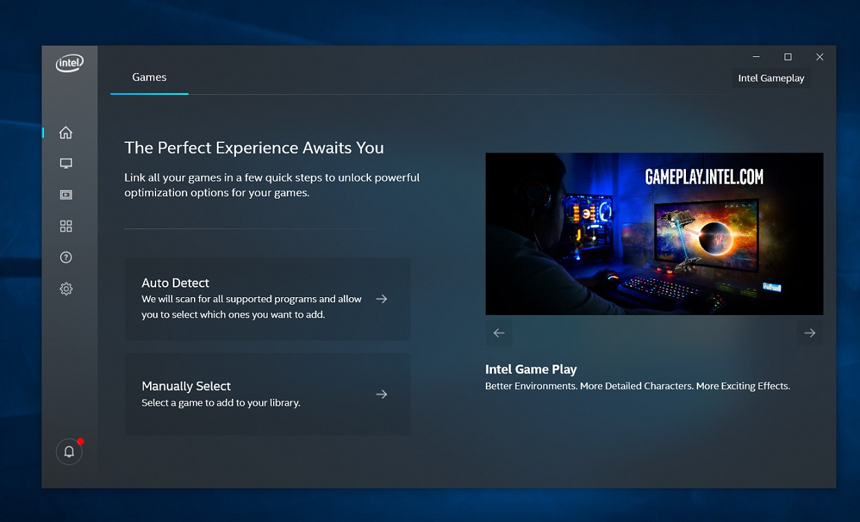 Intel releases Graphics Command Center app for Windows 10