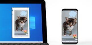 Windows 10 mirroring feature