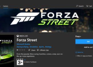 Forza Street for Windows 10