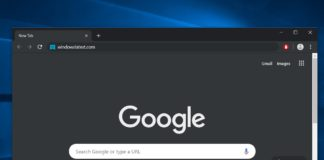 Google Chrome on Windows