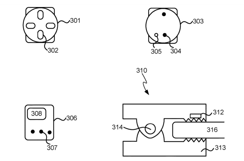 Microsoft Earbuds patent