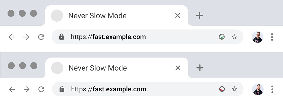 Never Slow Mode