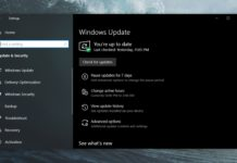Windows 10 May patch