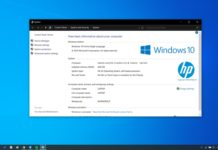 Windows 10 system specs