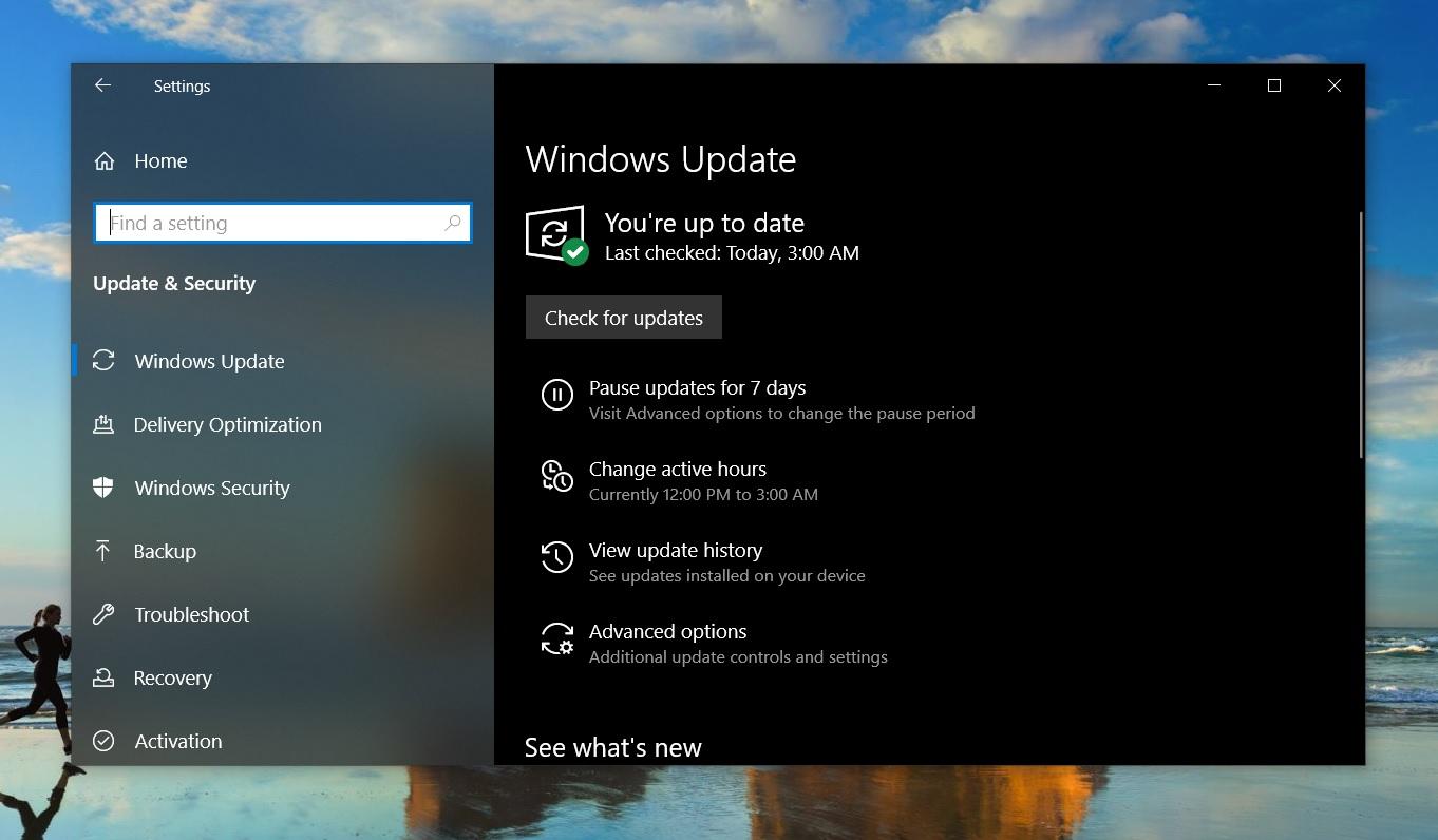 Direct Download links for KB4497935 Windows 10 Build 18362 145