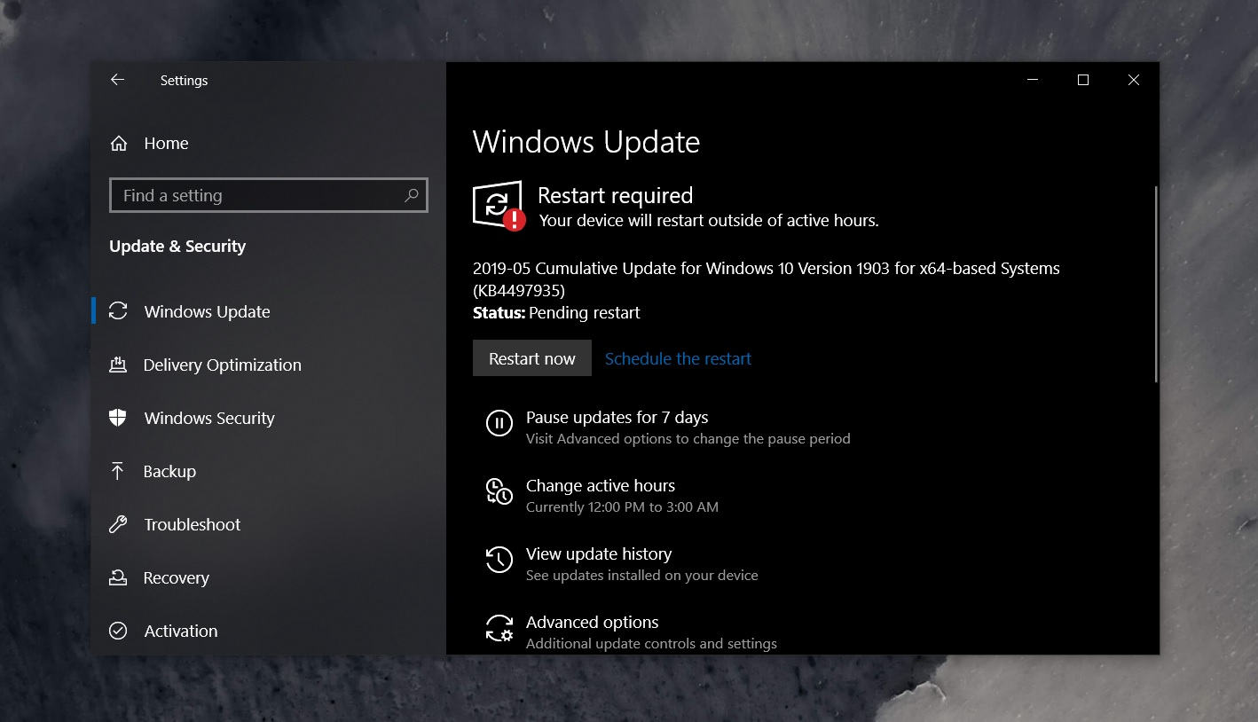 what build of windows 10 am i running
