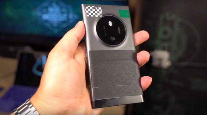 Lumia McLaren
