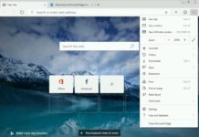 Microsoft Edge for Windows 7