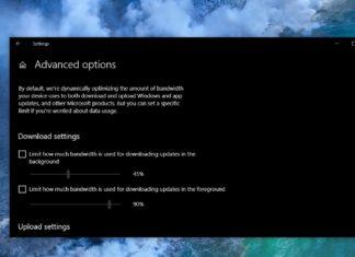 Windows Update download speed