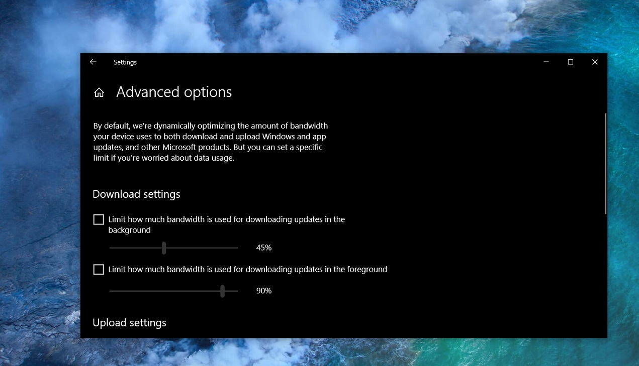 You Can Soon Limit Windows 10 Updates Download Speeds With Value