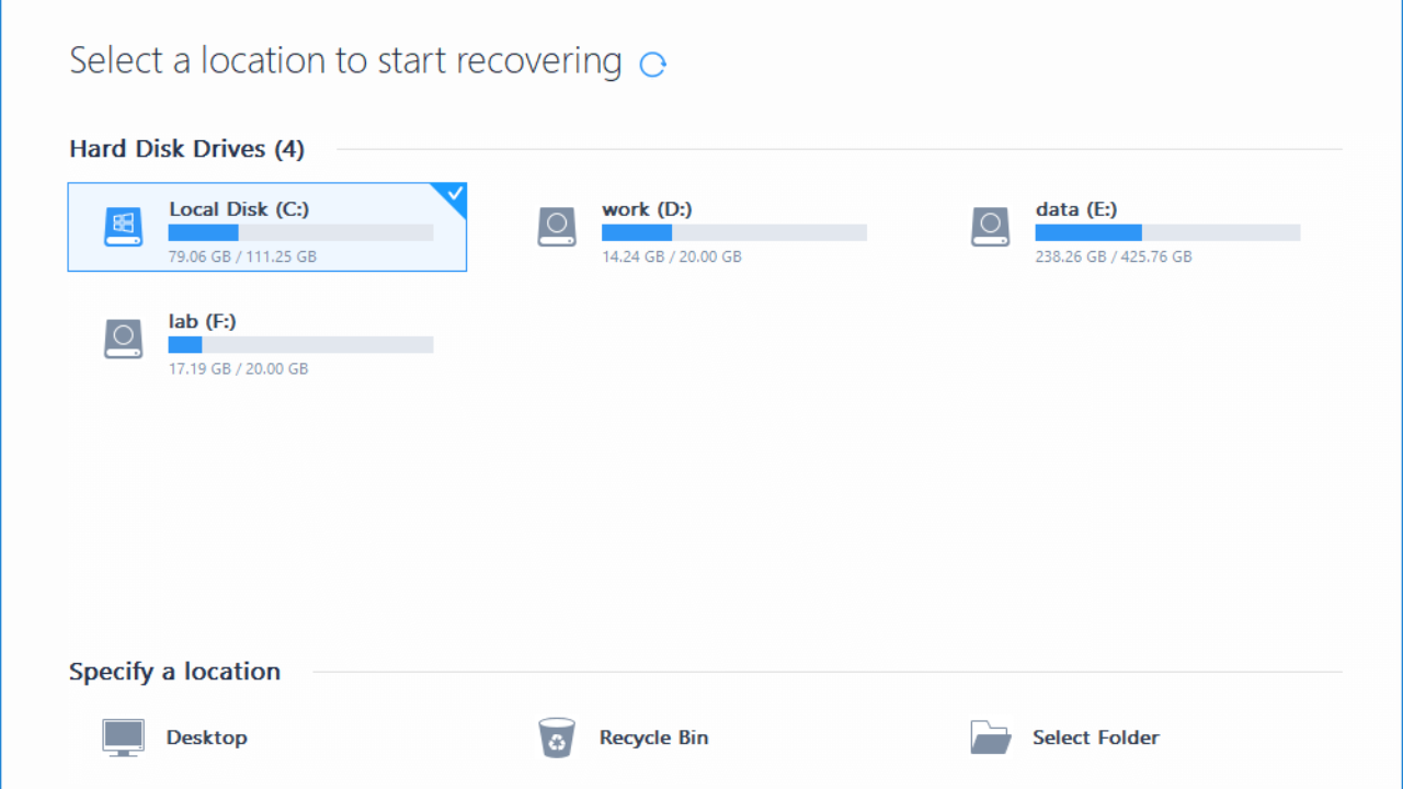 easeus data recovery free download for windows 10