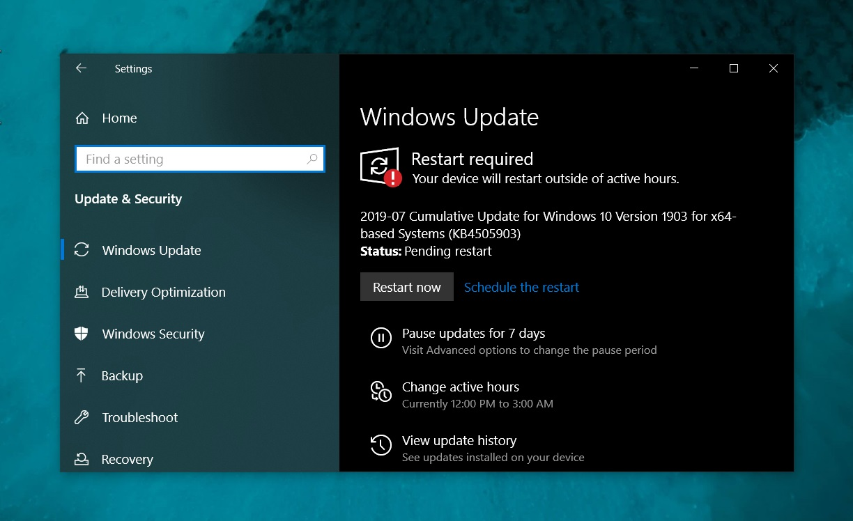 Windows 10 is getting a easier way to update and install drivers