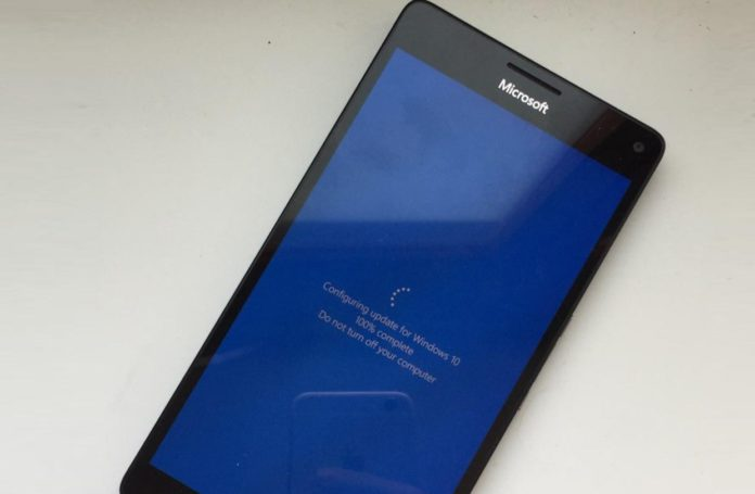 Windows ARM on Lumia